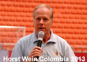 HORST WEIN COLOMBIA 2013